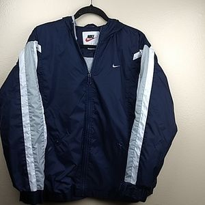 Nike Lined Hooded Windbreaker Size XL (18-20)